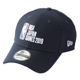 【楽天限定】 NEW ERA(ニューエラ) NBA JAPAN GAMES 2019 9THIRTY キャップ ネイビー / メンズ レディース兼用 帽子 ラプターズ ロケッツ NBAジャパンゲームズ