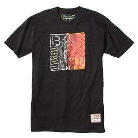 ミッチェル&ネス NBA ヒューストン・ロケッツ トレイシー・マグレディ 「13 35」 Tシャツ (ブラック) / Mitchell & Ness Houston Rockets Tracy McGrady