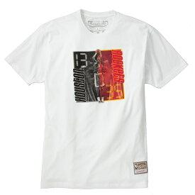 ミッチェル&ネス NBA ヒューストン・ロケッツ トレイシー・マグレディ 「13 35」 Tシャツ (ホワイト) / Mitchell & Ness Houston Rockets Tracy McGrady