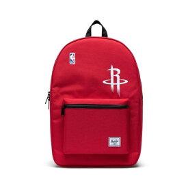 Herschel Supply(ハーシェルサプライ) NBA Super fan ヒューストン・ロケッツ Red/Black セトルメントバックパック リュック / Settlement Backpack Houston Rockets バスケットボール