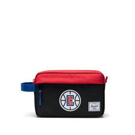 Herschel Supply(ハーシェルサプライ)Chapter Travel Kit ロサンゼルス・クリッパーズ/NBA Super fan Los Angeles Clippers バスケットボール /