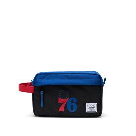 Herschel Supply(ハーシェルサプライ)Chapter Travel Kit フィラデルフィア・76ers/NBA Super fan Phidelphia 76ers バスケットボール /