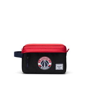 Herschel Supply(ハーシェルサプライ)Chapter Travel Kit ワシントン・ウィザーズ/NBA Super fan Washigton Wizards バスケットボール /