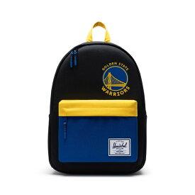 Herschel Supply(ハーシェルサプライ)Classic Backpack XL ゴールデン・ステート・ウォリアーズ/NBA Super fan バスケットボール Golden State Warriors /