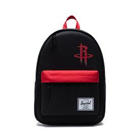 Herschel Supply(ハーシェルサプライ)Classic Backpack XL ヒューストン・ロケッツ/NBA Super fan バスケットボール Houston Rockets /