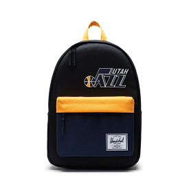 Herschel Supply(ハーシェルサプライ)Classic Backpack XL ユタ・ジャズ/NBA Super fan Utah Jazz バスケットボール /