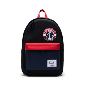Herschel Supply(ハーシェルサプライ)Classic Backpack XL ワシントン・ウィザーズ/NBA Super fan Washigton Wizards バスケットボール