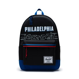 NBA City Edition (シティエディション)2020 Herschel (ハーシェル) クラシックバックパックXL フィラデルフィア・セブンティーンシクサーズ/ Philadelphia 76ers リュック