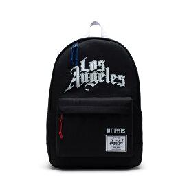 NBA City Edition (シティエディション)2020 Herschel (ハーシェル) クラシックバックパックXL ロサンゼルス・クリッパーズ/ Los Angeles Clippers リュック