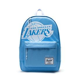 NBA City Edition (シティエディション)2020 Herschel (ハーシェル) クラシックバックパックXL ロサンゼルス・レイカーズ/ Los Angeles Lakers リュック