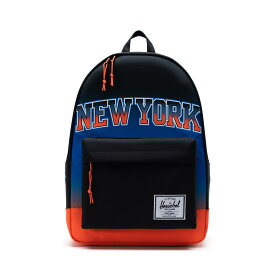 NBA City Edition (シティエディション)2020 Herschel (ハーシェル) クラシックバックパックXL ニューヨーク・ニックス/ New York Knicks リュック