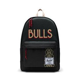 NBA City Edition (シティエディション)2020 Herschel (ハーシェル) クラシックバックパックXL シカゴ・ブルズ/ Chicago Bulls リュック