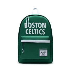 NBA City Edition (シティエディション)2020 Herschel (ハーシェル) クラシックバックパックXL ボストン・セルティックス/ Boston Celtics リュック