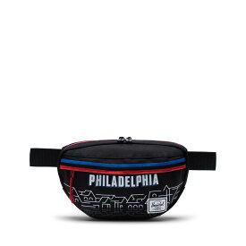 NBA City Edition (シティエディション)2020 Herschel (ハーシェル) ナインティーンヒップパック フィラデルフィア・セブンティーンシクサーズ/ Philadelphia 76ers ショルダーバッグ ウエストポーチ