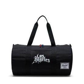NBA City Edition (シティエディション)2020 Herschel (ハーシェル) SUTTON ミッドバックパック ロサンゼルス・クリッパーズ/ Los Angeles Clippers ダッフルバッグ