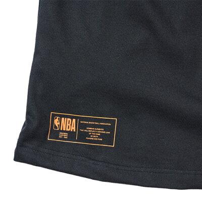 【NBAStyle2021SS】MiamiHeatビッグロゴレギュラーフィットTシャツ