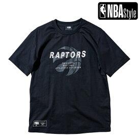 【最大650円OFFクーポン】【NBA Style 2021 SS】 Toronto Raptors チームロゴ レギュラーフィット Tシャツ / トロント・ラプターズ