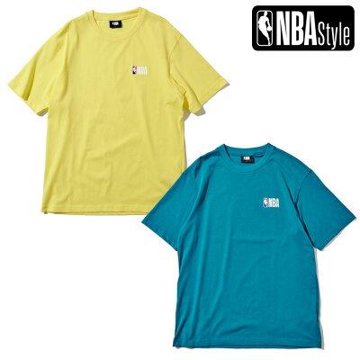 NBAロゴルーズフィットTシャツ