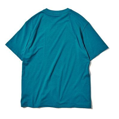 【NBAStyle2021SS】NBAロゴルーズフィットTシャツ/イエローグリーン