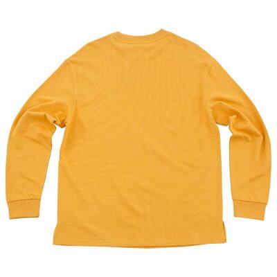 【NBAStyle2020A/W】NBAロゴコットンロングスリーブTシャツ