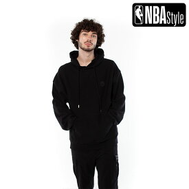 【NBA Style 2020 A/W】Golden State Warriors エンブレムポイント フーディー(パーカー) / ゴールデンステート・ウォリアーズ /