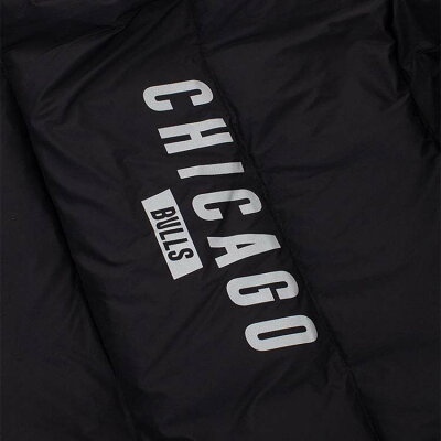 【NBAStyle2020A/W】ChicagoBullsショートグースダウンジャケット/シカゴ・ブルズ