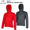 ARC'TERYX(アークテリクス) Nuclei FL Jacket Men's(ニュークレイ FL ジャケット メンズ) 25170