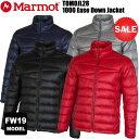 MARMOT(マーモット) 1000 Ease Down Jacket (1000イーズダウンジャケット) TOMOJL28 2019秋冬モデル