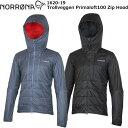 NORRONA(ノローナ) Trollveggen Primaloft100 Zip Hood Men's 1620-19