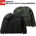 THE NORTH FACE(ノースフェイス) WS Zepher Shell Cardigan(WOMENS)(ウインドストッパーゼファーシェルカーディガン) NDW91961
