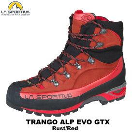 SPORTIVA(スポルティバ) Trango ALP EVO GTX (トランゴアルプエボGTX) 11N Rust/Red