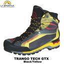 SPORTIVA(スポルティバ) Trango Tech GTX (トランゴテック ゴアテックス) 21G Black/Yellow