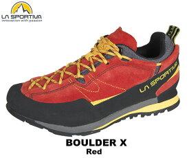 SPORTIVA(スポルティバ) Boulder X(ボルダーエックス) 838 Red