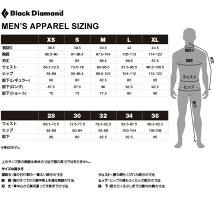 BlackDiamond(ブラックダイヤモンド)M'sアルパインスタートフーディーBD65871