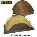 NEMO(ニーモ・イクイップメント) アトム 1P NM-ATM-1P-CY