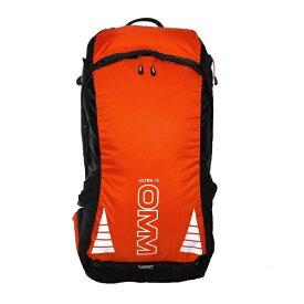 【セール】OMM ULTRA 15(ウルトラ15) オレンジ/ブラック