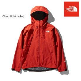 ノースフェイスクライムライトジャケット メンズ PRカラー ジャケット レインウェア 防水 ゴアテックス 登山 男性用