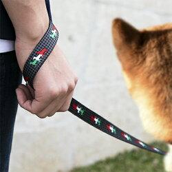 ラロック_中型犬用リード_ネオタッチリード_Mサイズ_メール便のみ送料無料