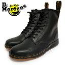 ポイント10倍【Dr.Martens ドクターマーチン】DM's LITE NEWTON 8EYEBOOT 8ホールブーツ(21856001) ブラック メンズシ…