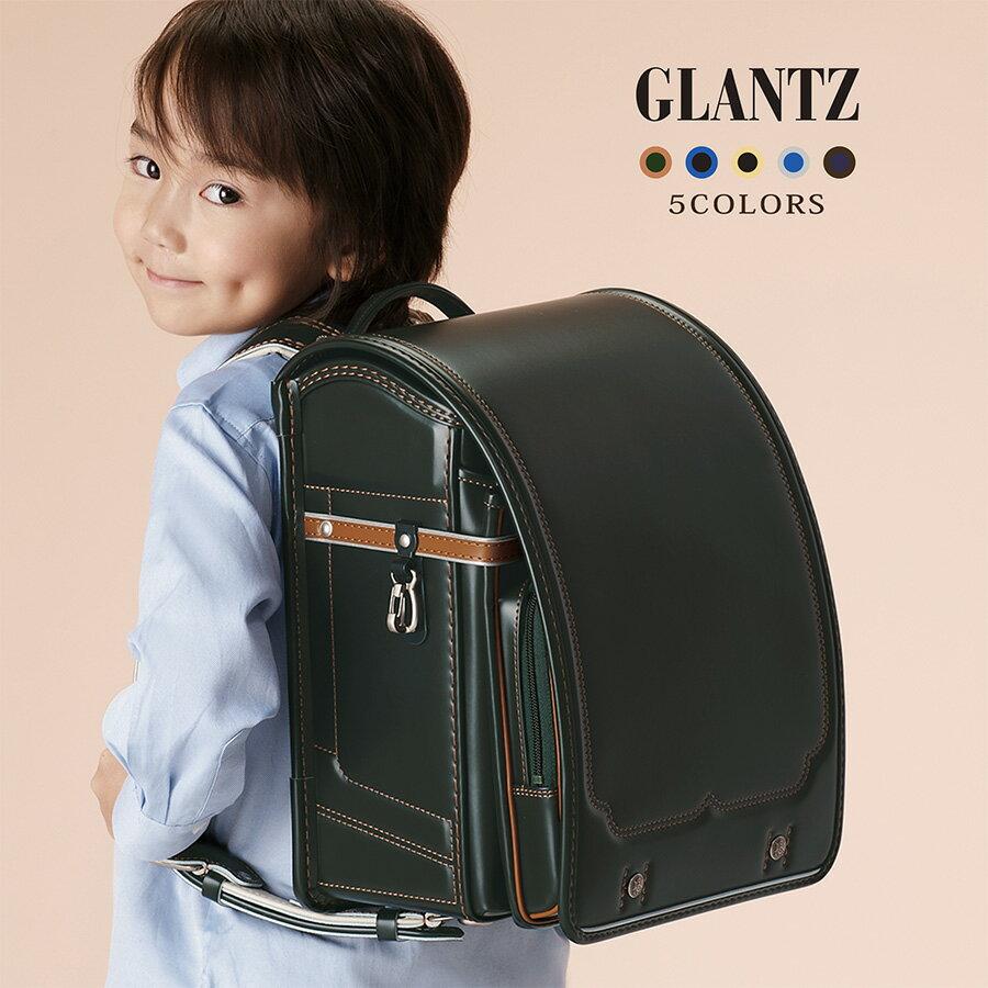 クラリーノ ランドセル 「GLANZ(グランツ) GL527」 2018モデル 男の子 フィットちゃん(R) A4フラットファイル対応 【黒 茶色 他】