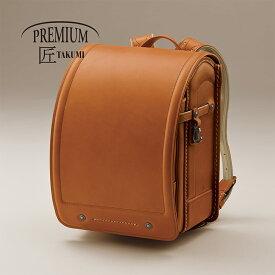 2021 村瀬鞄行のランドセル「匠プレミアム TP112」日本製 牛革 男の子 女の子 TAKUMI PREMIUM ランドセル A4 フラットファイル 茶色