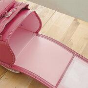 村瀬鞄行のランドセル女の子/2020モデル「レザーボルカLB958」A4フラットファイル対応
