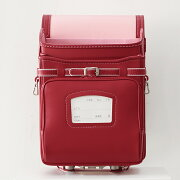 村瀬鞄行のランドセル女の子2021モデル「レザーボルカ957LB959」A4フラットファイル対応アカ(赤/レッド/あか)