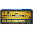 【正規販売店】 H.G.H MIRACLE5 PLUS ミラクル 17g×31袋入 HGH SUPER BLACK LABEL hgh HGH エイチジーエイチ 【 白寿…