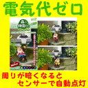 ソーラー レインボー ガーデン スコップ サックス