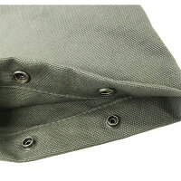 八号帆布スナップケースMケース収納ポケット式保護日本製スナップアウトドアキャンプレジャー