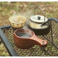 ダックノット(Ducknot)名栗ククサカップコップククサアウトドア天然木名栗加工飲み物食事キャンプハンドメイド