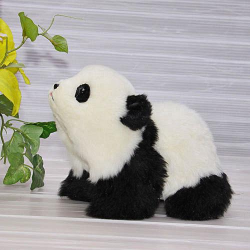 ぬいぐるみ パンダ ぬいぐるみパンダ 四つ立ちパンダ