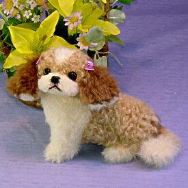 母の日ギフト プレゼント ギフト シーズー ぬいぐるみ 犬 シーズーグッズ 犬