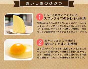 【新感覚チーズケーキ】おっぱいチーズふるふるSサイズ【不思議な触感が新しいチーズケーキ・スフレ】【母の日】